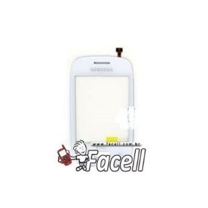 Touch Samsung Pocket Neo 5310 / S5312 Branco - Original
