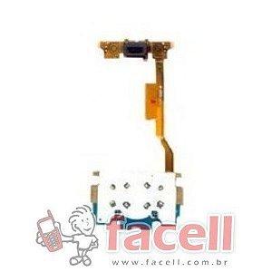 FLEX SONY W395 TECLADO COM ALTO FALANTE