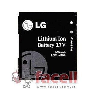 BATERIA LG LGIP-570A / KP570 COOKIE / LG KP500 ORIGINAL