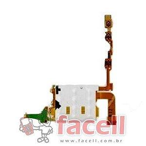 FLEX SONY W595 TECLADO