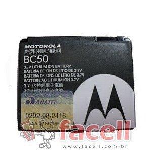 BATERIA MOTOROLA BC50 - ORIGINAL