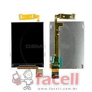 LCD SONY ERICSSON W100