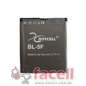 BATERIA BL-5F ( N95 ) - DC