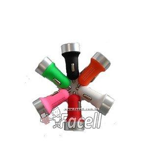 FONTE VEICULAR COM 2 ENTRADA USB-VARIADAS