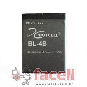 BATERIA NOKIA  BL-4B - DC - QUALIDADE - AAA