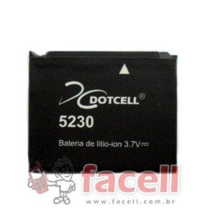 BATERIA AB603443CU - S5230 STAR - DOTCELL