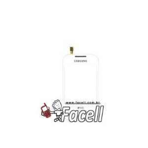 Touch Samsung Galaxy Y Plus S5303 Branco - Original
