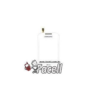 Touch Samsung Galaxy Y Plus S5303 Branco - Original