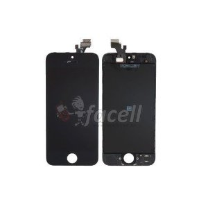 Touch + LCD (Frontal) iPhone 5 Preto -  AA
