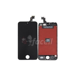 Touch + LCD (Frontal) iPhone 5C Preto -  AA