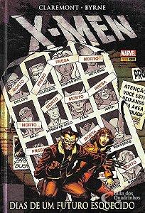 X-men, Dias De Um Futuro Esquecido (Capa Dura) - Panini