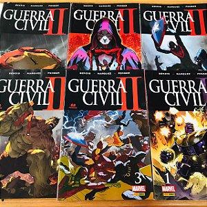 Guerra Civil I I - Minissérie Completo 1 Ao 6