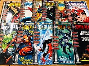Homem-Aranha - Super-Heróis Premium 1 ao 12 (Encadernado)