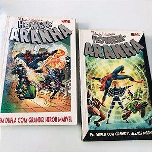 Edição Hitórica - Homem Aranha vol. 1 ao 2