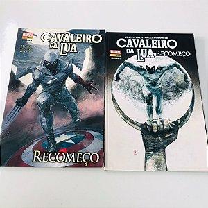Cavaleiro Da Lua Recomeço - Completo - Edições 1 E 2