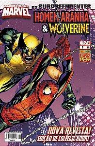 Grandes Heróis Marvel - Completo Em 18 Edições - Panini 2011