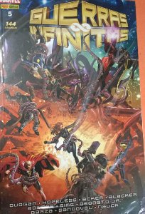 Guerras Infinitas #5 - Torções infinitas
