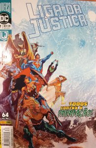 Liga da Justiça #7-Todos contra a inundação