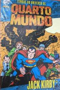 Quarto mundo-#2- Lendas do universo DC