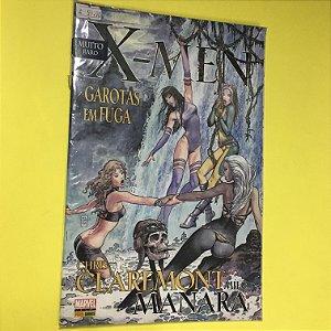 X-MEN-Garotas em fulga