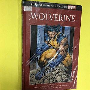 Wolverine-Salvat vermelha