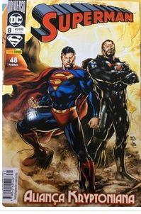 Superman #8 - Aliança Kriptoniana