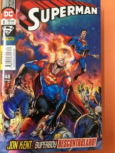 Superman - Jon Kent: superboy Descontrolado