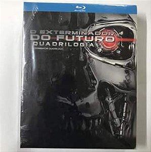 Exterminador do futuro (Quadrilogia)