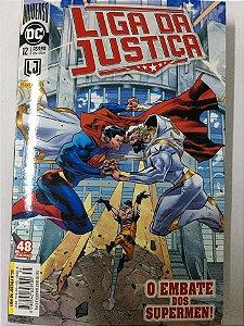 Liga da Justiça O embate dos Superman #12