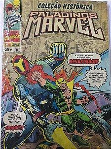Paladinos Marvel #11