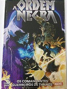 A ordem negra - Os comandantes guerreiros de Thanos