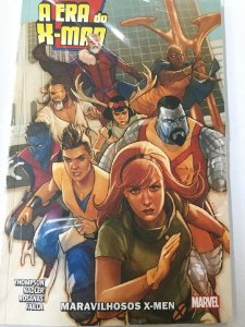 Maravilhosos X-men - A era do X-man