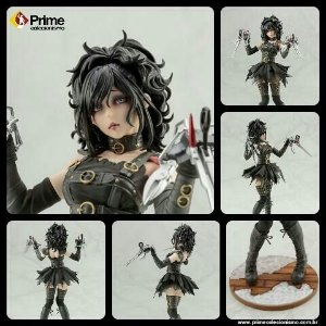 [ENCOMENDA] Edward Scissorhands Horror Bishoujo escala 1/7 Kotobukiya Original
