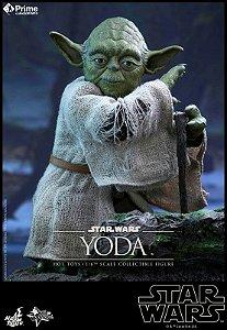 Mestre Yoda Star Wars Hot Toys Original