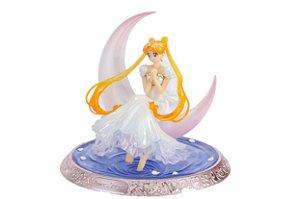 Princess Serenity Edição limitada Sailor Moon Figuarts Zero Chouette Bandai Original