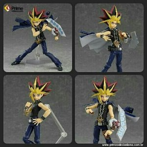 [ENCOMENDA] Yami Yugi Yu-Gi-Oh! Duel Monsters Figma original