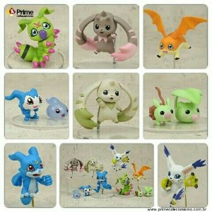 [ENCOMENDA] Digimon Adventure Digicolle Data3 Megahouse original