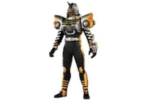 Kamen Rider The Bee Masked Form Rider Hero Series K04 Bandai Original