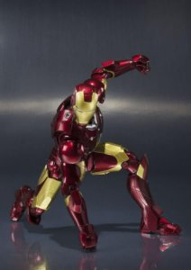 [ENCOMENDA] Iron Man mark 3 S.H. Figuarts original