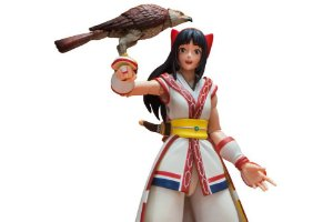 Nakoruru Samurai Shodown Storm Collectibles Original