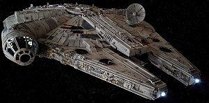 Millennium Falcon Star Wars Deagostini Original