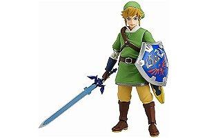 Link Skyward Sword Figma The Legend of Zelda Max Factory Original