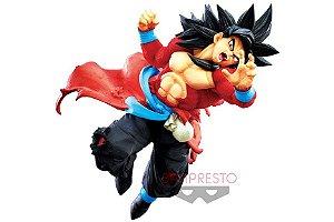 Son Goku Xeno Super Saiyajin 4 9th Anniversary Dragon Ball Heroes Banpresto Original
