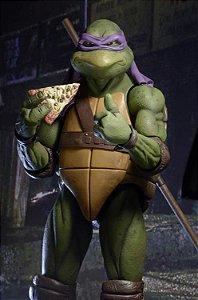 Donatello Tartarugas Ninja o Filme 1990 Escala 1/4 Neca Original