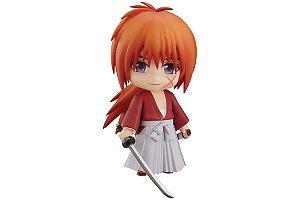 Kenshin Himura Rurouni Kenshin Meiji Swordsman Romantic Nendoroid Good Smile Company Original
