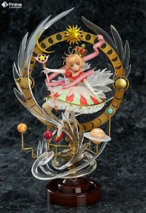 [ENCOMENDA] Sakura Kinomoto Star Bless You Sakura CardCaptors 1/7 Good Smile Company Original