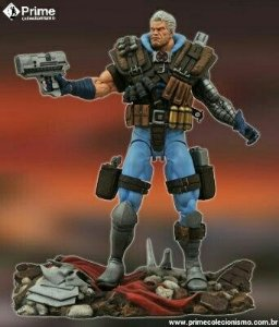 Cable Marvel Comics Marvel Select Diamond Select Original