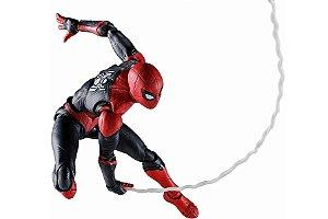Homem aranha Upgraded Suit Homem aranha Sem volta para casa S.H. Figuarts Bandai Original