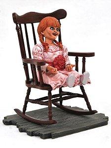 Annabelle Invocação do mal Horror Movie Gallery Diamond Select Toys Original