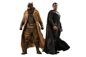 Batman Knightmare & Superman Liga da Justiça by Zack Snyder's Television Masterpiece Series Hot Toys Original
